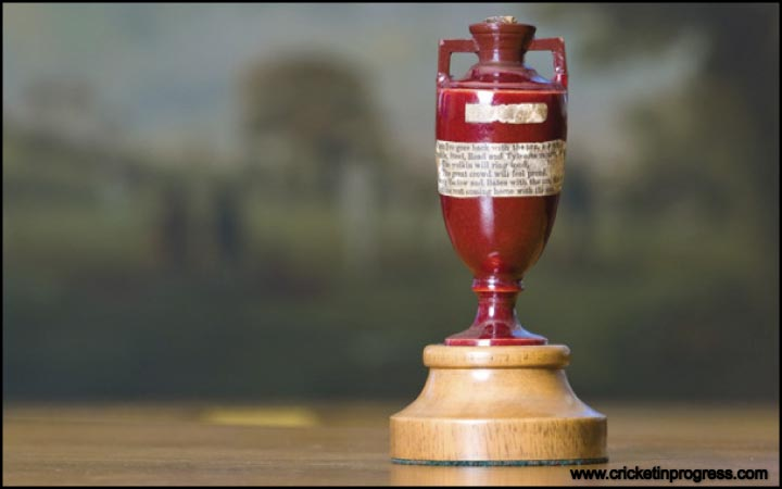 ASHES – well poised or as good as over?