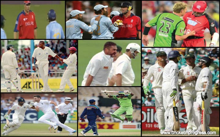SLEDGING: Pushing cricketers beyond their limits or Just a distraction from the game?