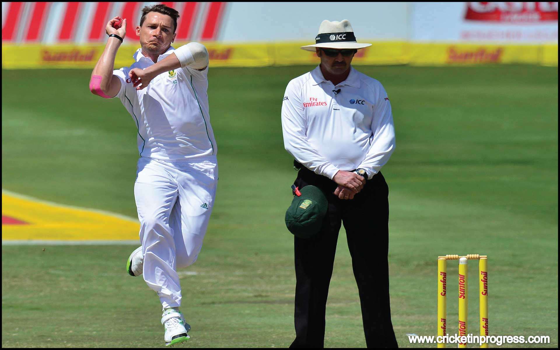 The fall and decline of Dale Steyn. Or, is it