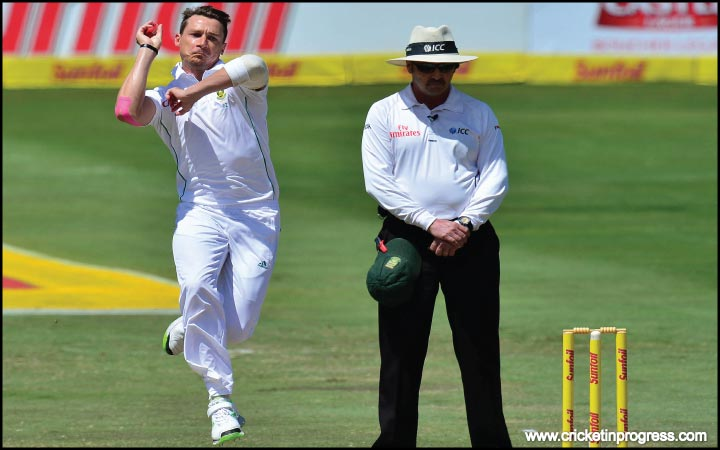 The fall and decline of Dale Steyn. Or, is it?