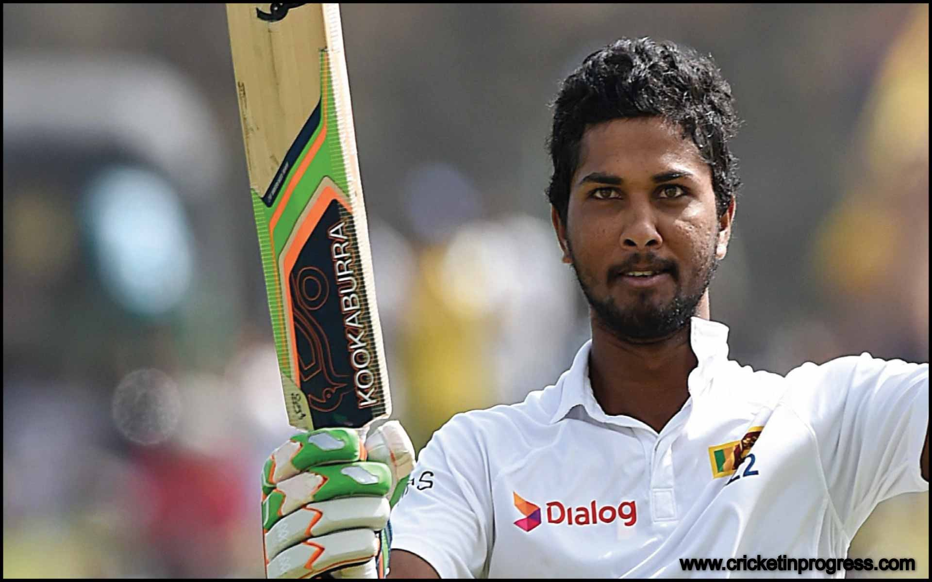 What happened to Dinesh Chandimal, the captain