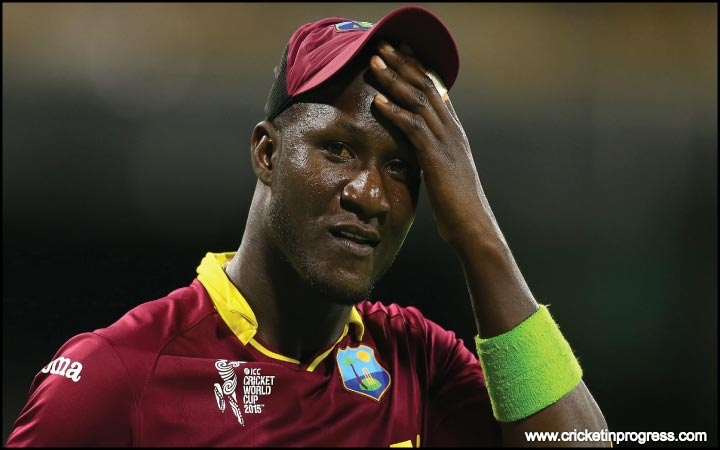 A tale of Contrasting Fortunes for Darren Sammy
