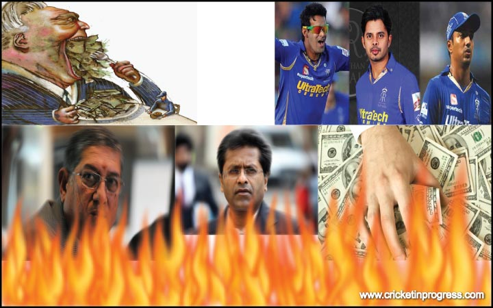 Is Politics a part of Indian Cricket or is Cricket a part of Indian Politics?