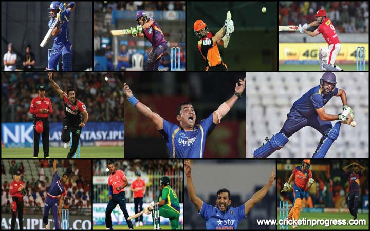 The Unwanted 11 of VIVO IPL 2017