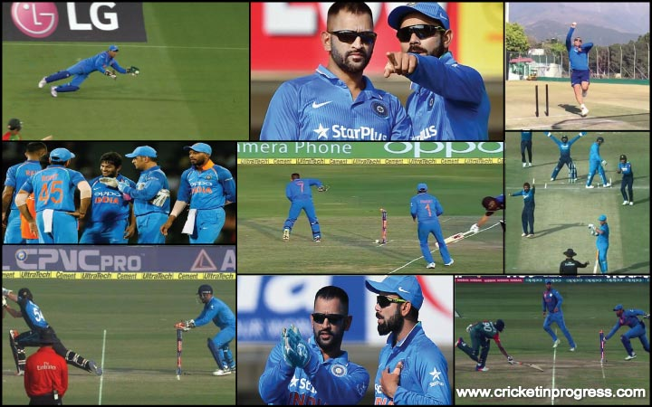 M S Dhoni - the generalist who is a specialist.