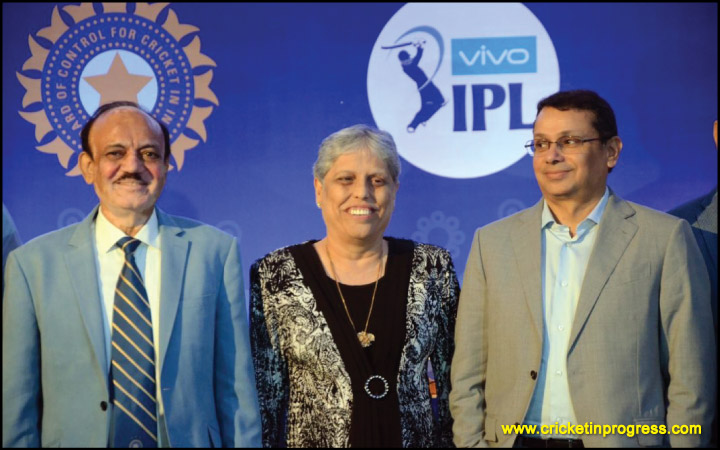"""BCCI - the stubborn child who has learned to say """"no""""."""