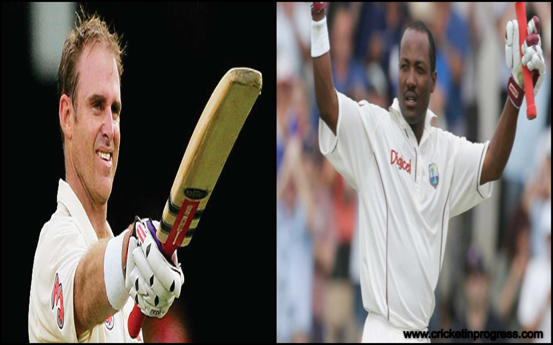 Brian Lara, Matthew Hayden, 300s and more...
