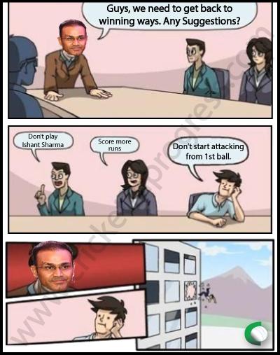 Boardroom Sehwag KXIP