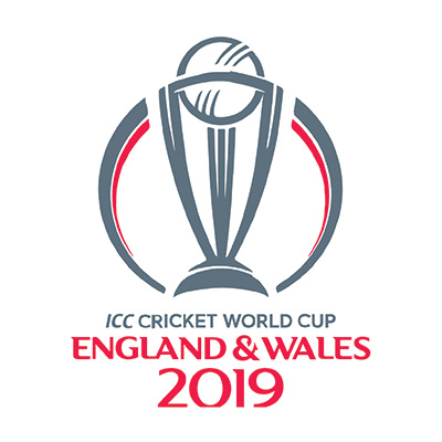 CWC 2019 World Cup Logo