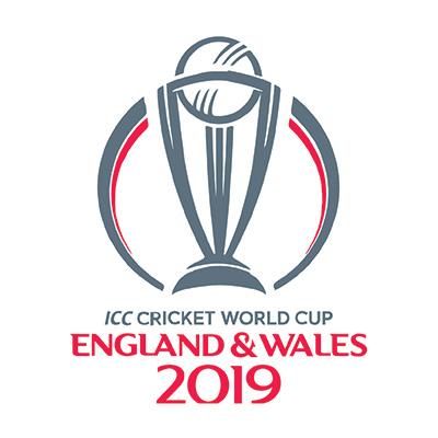 CWC 2019 World Cup Logo