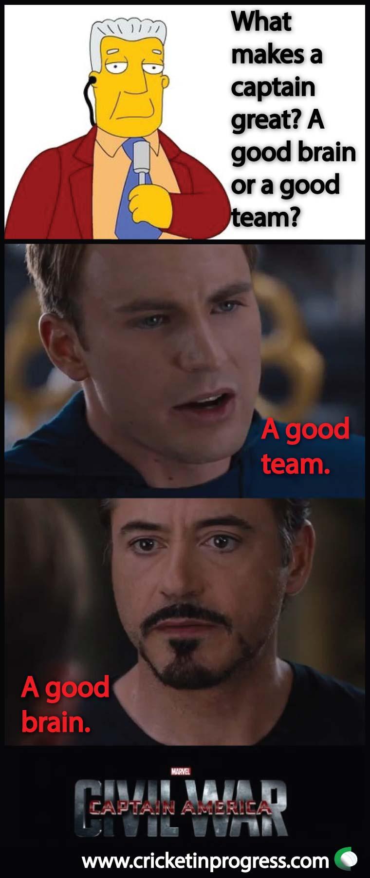 Great Captain Civil War